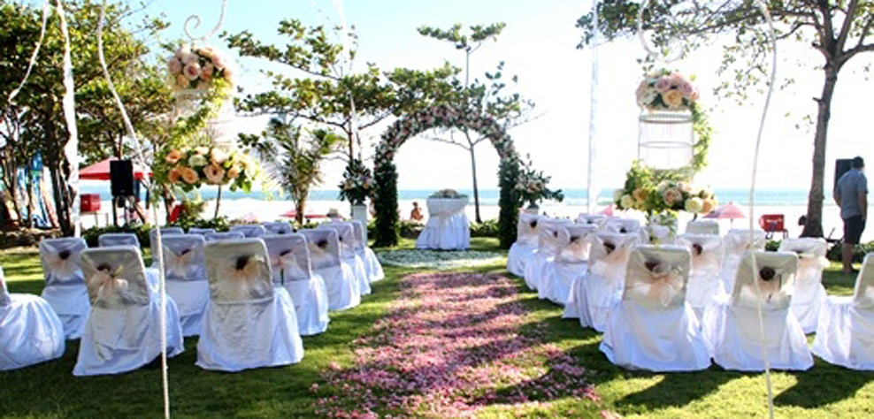 Royal Beach Seminyak Wedding Venue