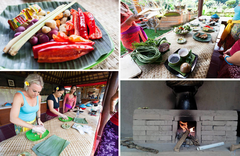 traditional ubud cooking class - the bali channel