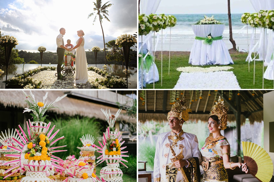 bali wedding packages - the bali channel