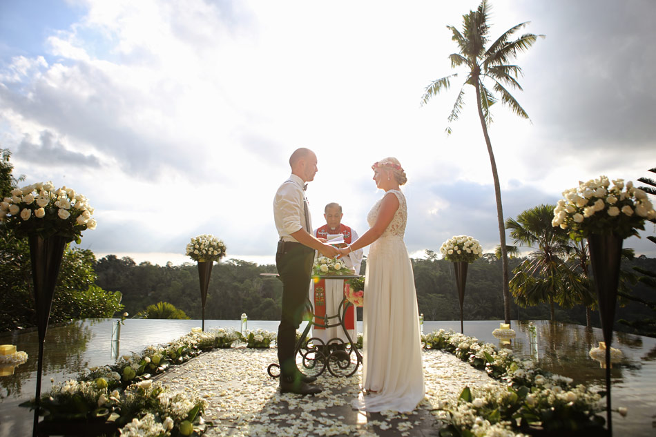 ubud bali wedding - legal wedding package