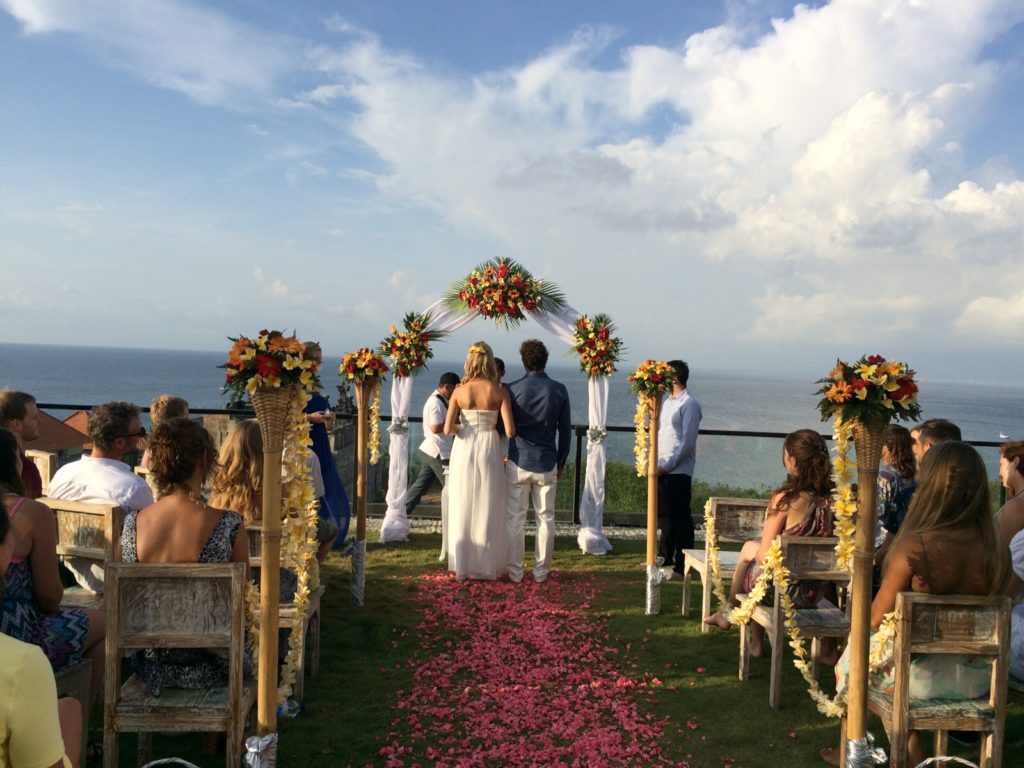 commitment bali wedding - the bali channel
