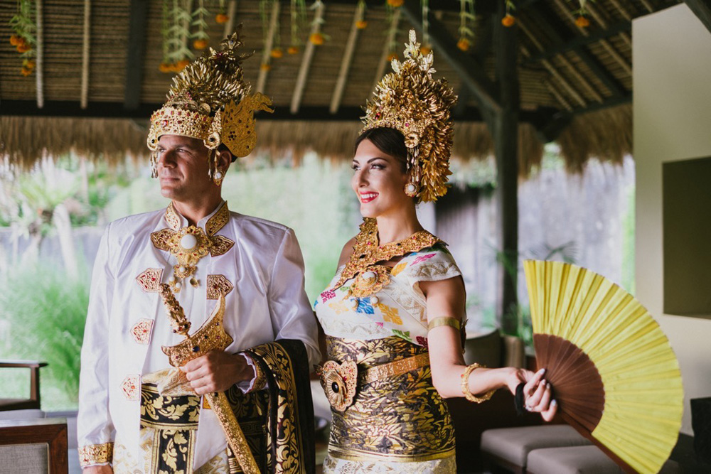 ubud balinese wedding custom - the bali channel
