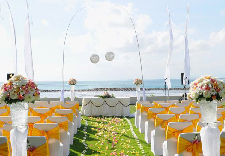 Discovery Kartika Plaza Hotel - bali wedding venue