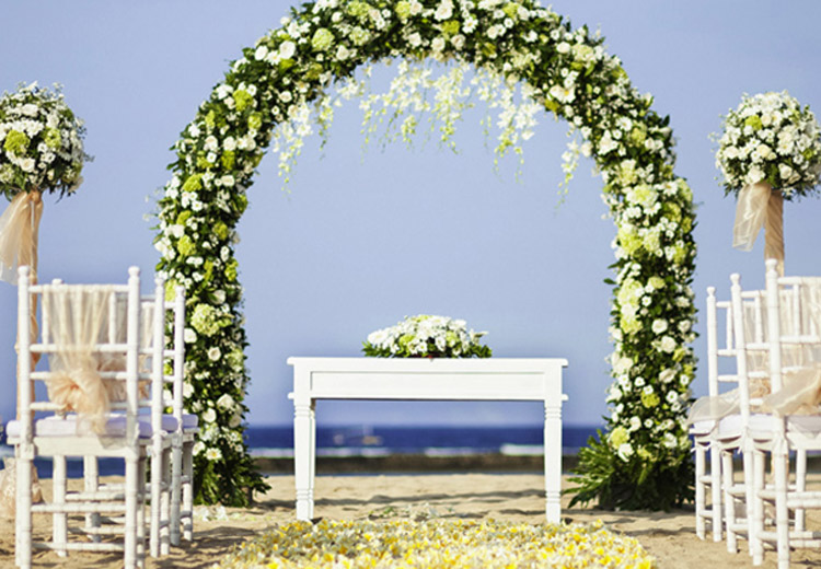 sofitel nusa dua - beach resort for wedding