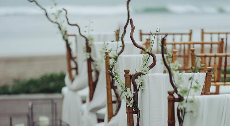 alila seminyak beach front wedding venue
