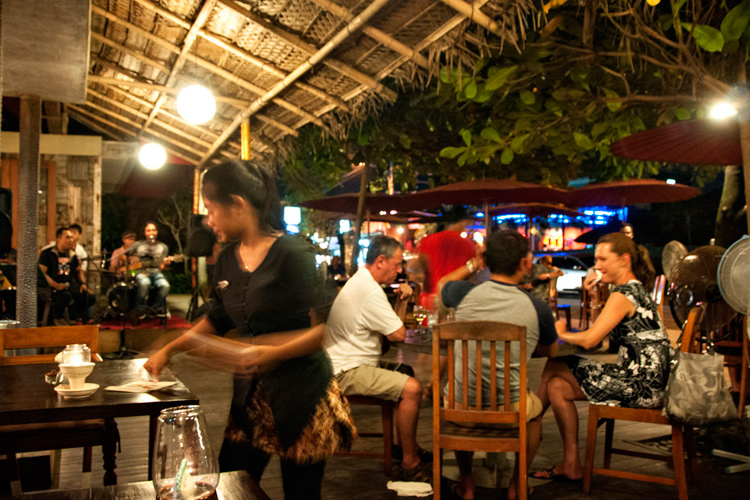 cafe batu jimbar sanur - restaurant in sanur