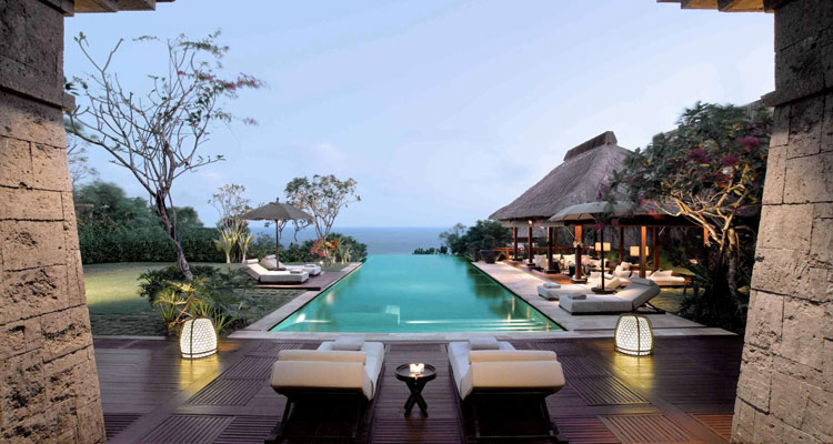 bulgari resort bali villa wedding venue