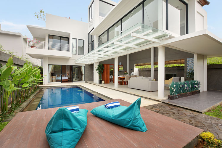 Modern Villas in Nusa Dua