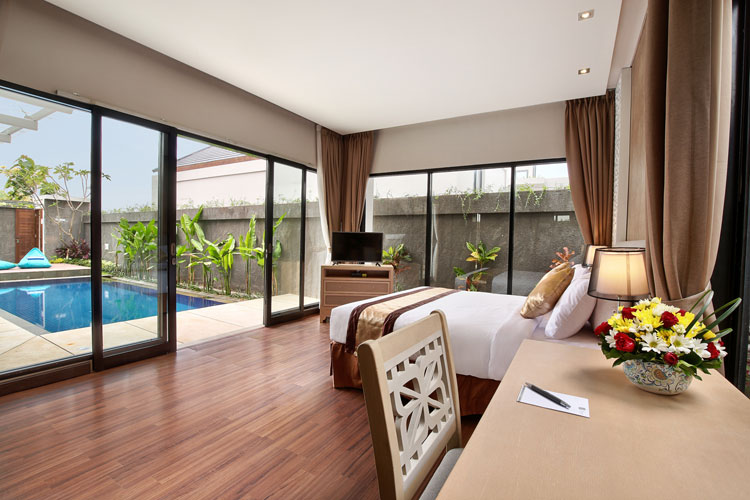 two bedroom villas in nusa dua - bellevue villas