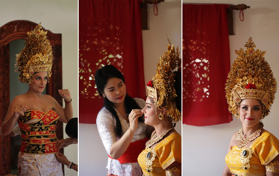 balinese wedding makeup artist