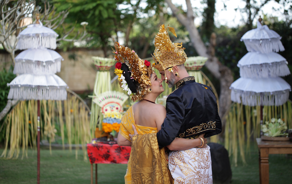balinese wedding custom wedding anniversary