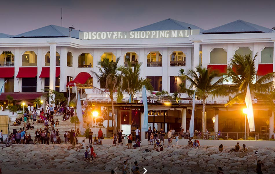 Biggest Malls to Shopping in Kuta