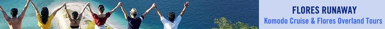 komodo sailing cruise - flores runaway